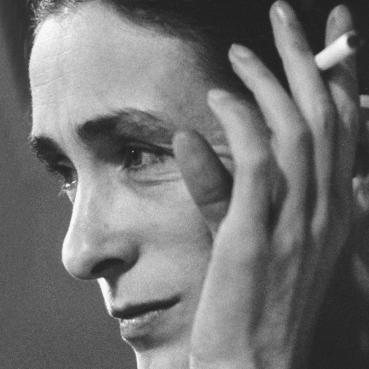 Pina Bausch 1984