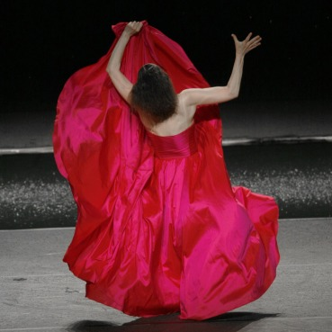 """""""Vollmond"""" Tanztheater Wuppertal, Pina Bausch"""