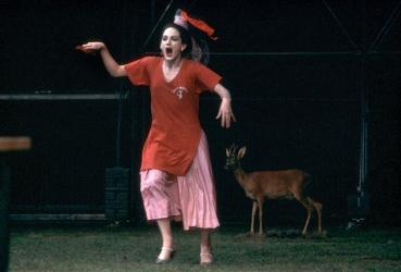 1980 - Ein Stueck von Pina Bausch Tanztheater Wuppertal Pina Bausch Urauffuehrung: 18.05.1980