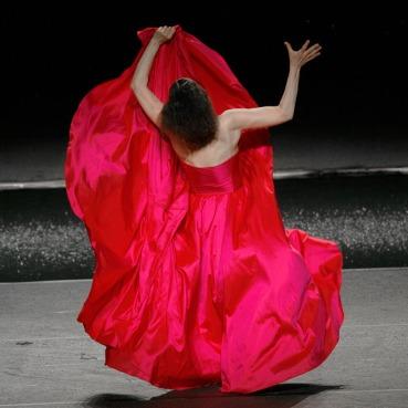 VOLLMOND Tanztheater Wuppertal Pina Bausch Urauffuehrung: 11. Mai 2006